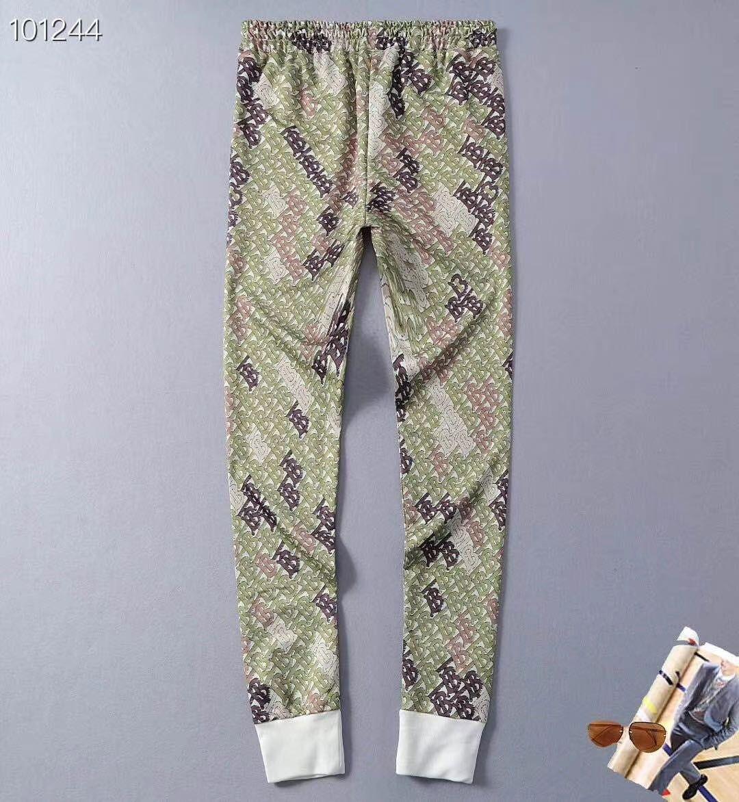 diseñador de ropa masculina para hombre Refelcitive Sweatpants Esenciales pantalones para hombre FOG Carta de color caramelo bordado Pantalones largos de envío