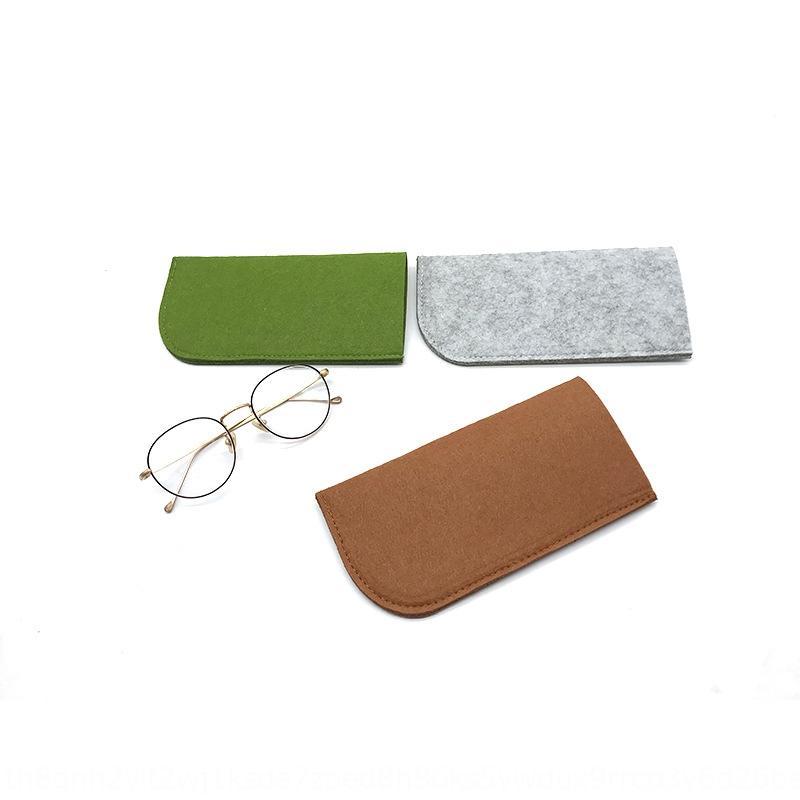 Filz Werbegeschenk box box Sonne Sonnenbrille Sonnenbrille Aufbewahrungstasche Tasche Mehrfarbenspeicher