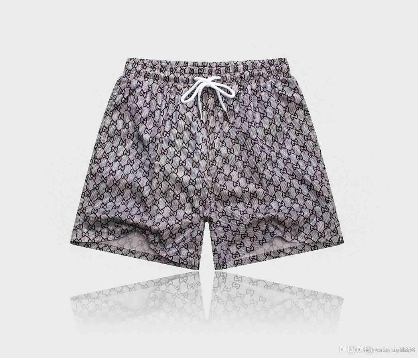 Estate Shorts Mens Via elegante Jogger Mesh Shorts casual Hip Hop traspirante Mens Pantaloni felpa taglia M-XXL