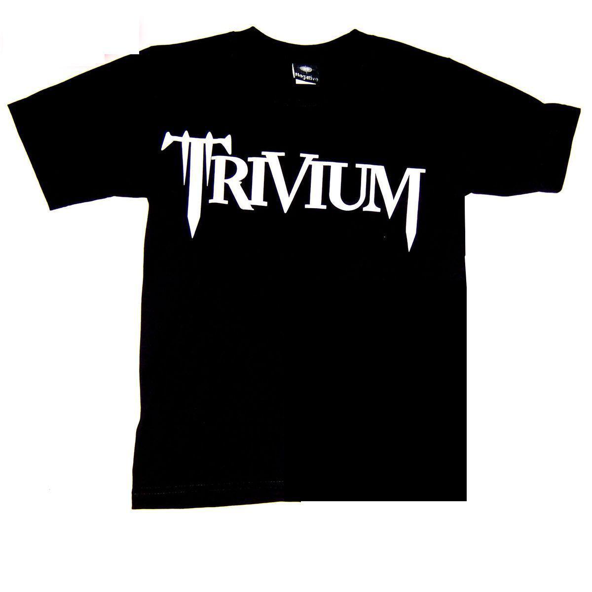 Trivium - Klassisch - Band-T-Shirt Shirts