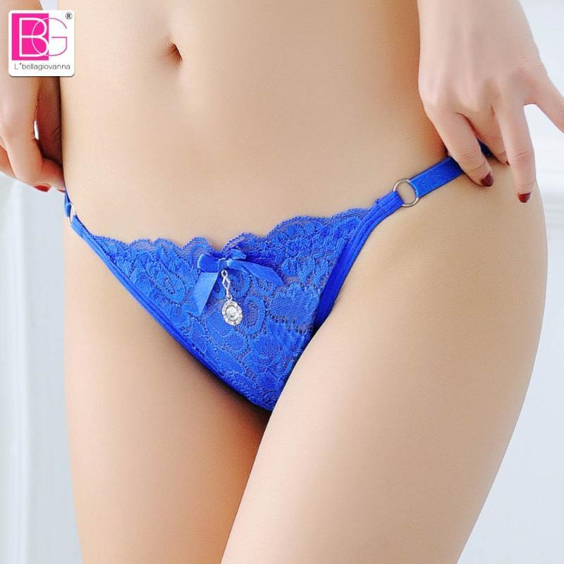 L'bellagiovanna Sexy Underwear Women Panties New Lace Bikini Thongs Female Panty Briefs Girls Seamless Underpants intimates 2191
