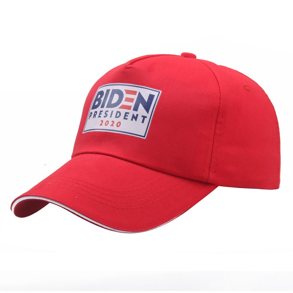 Hommes Caps Joe Biden 2020 Président Cap Sport Baseball Cap pour adultes Hommes Femmes Summer Sun Visor