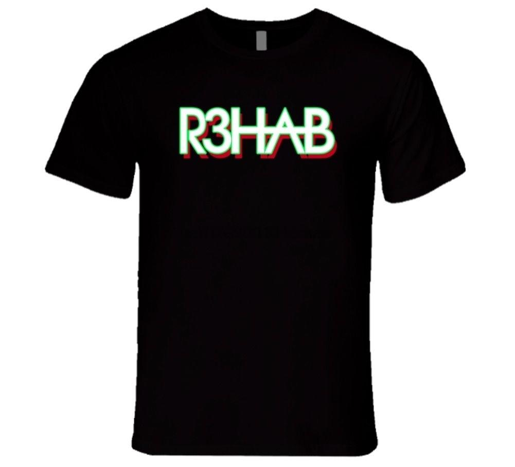 Difficile maglietta R3hab Electronic House Rave Hard Work NEW PLAY Hot Summer 2020 T-shirt casual qualità di stampa superiore Tee alta