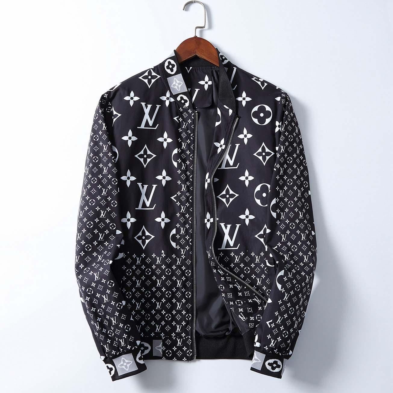 yeni moda Paris Avrupa'nın spor Tasarım ceketler erkekler tam fermuar kazak klasik çift erkekler Tasarımcı ceket