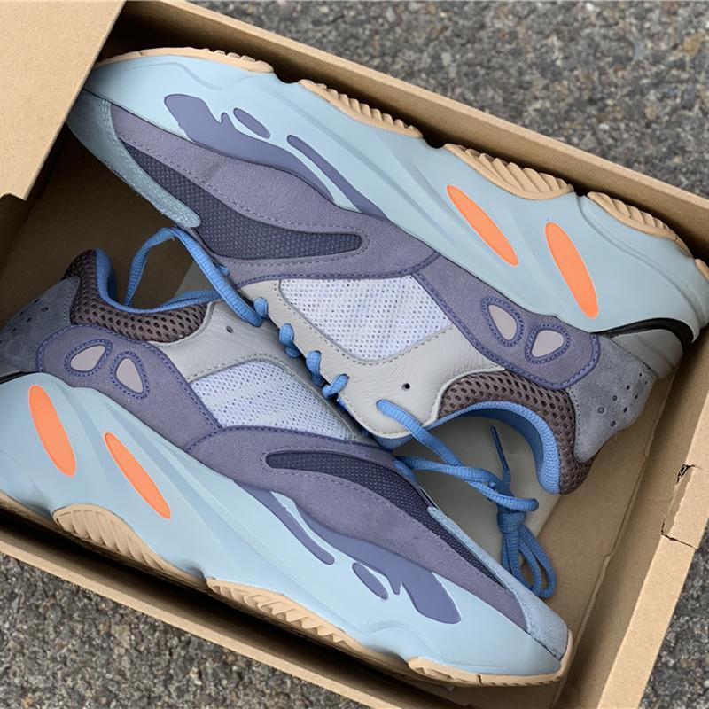 Commercio all'ingrosso 700 Carbon blu Magnete Tephra utilità nero V2 Vanta Uomo Running Scarpe Donna Designer Sneakers Geode corridore dell'onda Waverunner