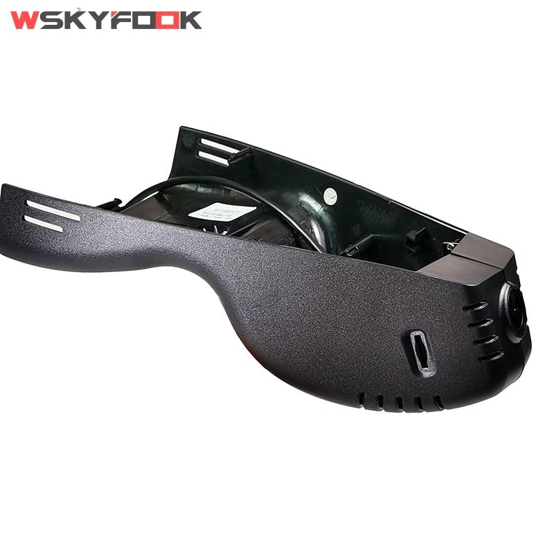 Novatek 9665X SONY IMX323 Wifi DVR Recorder For X5 Low Configuration 2020,3 Series/xDrive40i 2020 Control by App car dvr