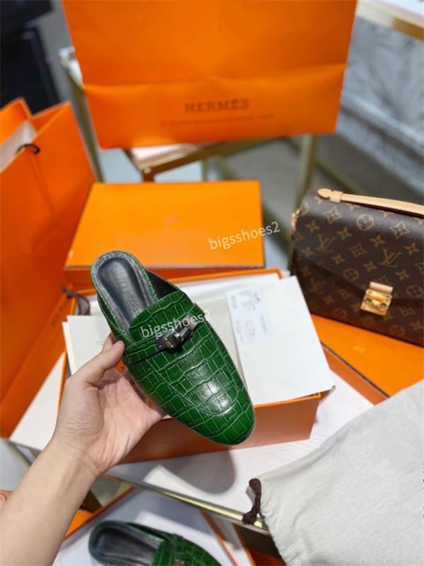 Hermes shoes ocasionales del ante pico de zapatos de lujo para el cuero de los hombres y las mujeres los zapatos de las zapatillas de deporte del partido gc200515