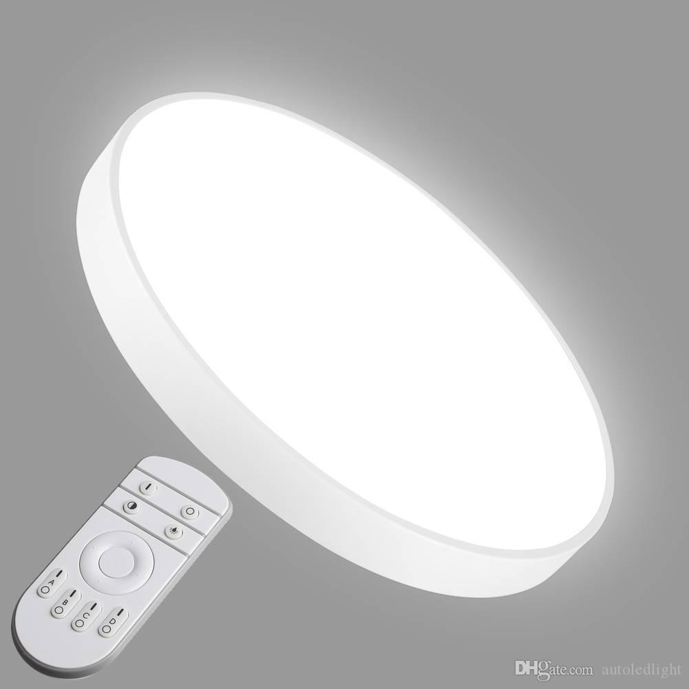 2020 40cm Ceiling Lights 28w Round Shape Led Indoor Lighting Led Panel Ceiling Lamp With Remote Control From Longreelight2 78 3 Dhgate Com