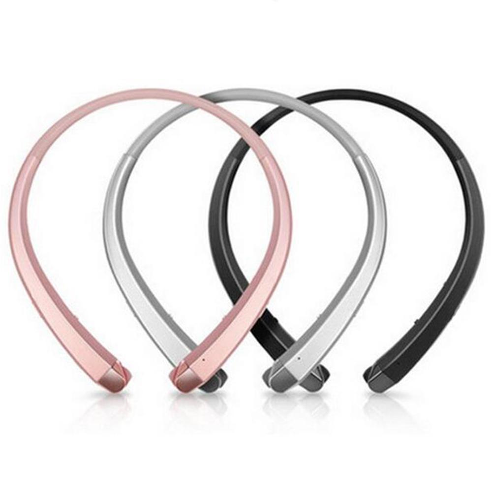 Auricular Bluetooth para auriculares HBS910 RSE 4.1 Auriculares Bluetooth portátil inalámbrico con micrófono de manos libres Deportes banda para el cuello