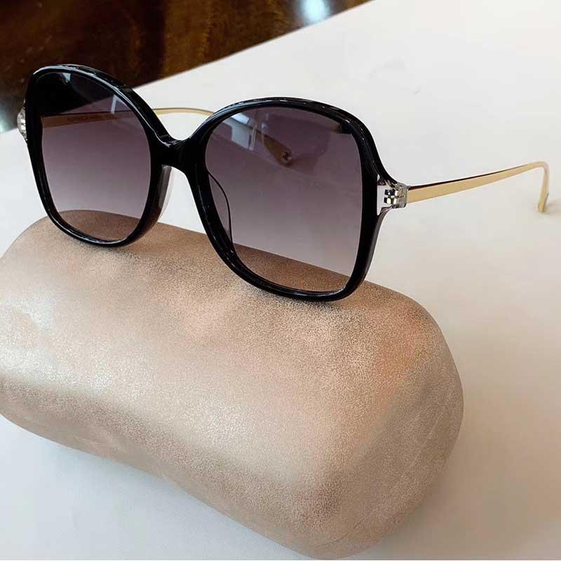 3399 gafas de sol de las gafas de sol transparente cuadrado diseñador o vidrios ópticos damas prima de gafas de protección UV400 3399S primera calidad
