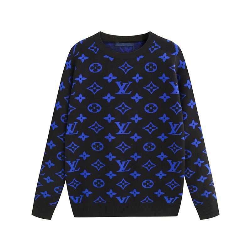 Diseñador 20 hombres de jersey de cuello alto suéter ropa de algodón suéter de punto de hombres y mujeres suéter encapuchado caliente de la venta