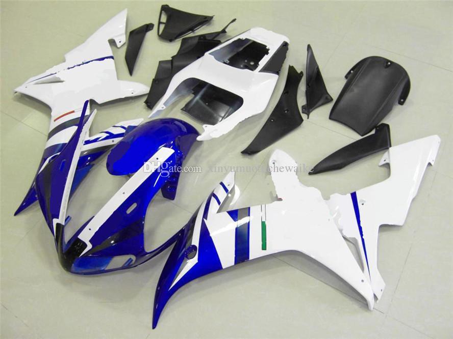 YAMAHA YZF R1 YZF 1000 Gold CORONA YZF-1000 YZFR1 2002 2003 Kit 103MT15 YZF R1 02 YZF1000 YZF-R1 2002 2003 Fairing Bodywork Frame