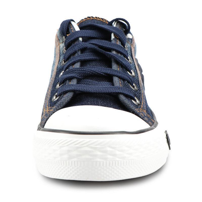 Vulcanize Denim Sneakers Basket Femme sapatas de lona deslizam Anti Trainers Mulheres senhoras Tenis Feminino Zapatos Mujer MX200801