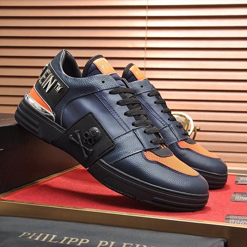 New Shaspet Mens calçados esportivos confortável Passeio ao ar livre Footwears Plus Size Low Top Lace -Up Casual Shoes Sneakers Scarpe Da Uomo