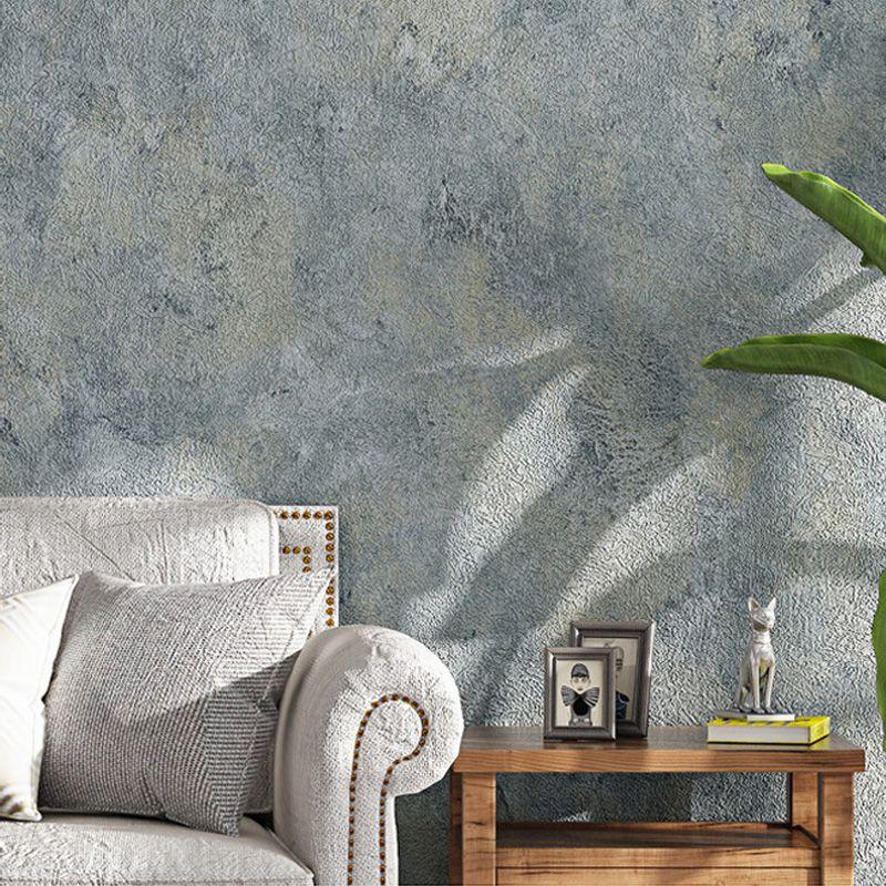 Plain Cemento Grigio 3d Wallpaper Rotolo Vintage Diatomea impermeabile Mud soggiorno sala da pranzo Camera sfondo Wall paper 3d murale