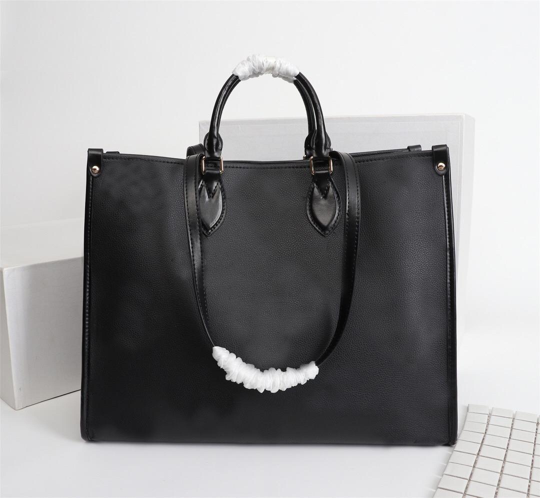Bolsa Bolsa de Nueva compras lleno de asas de cuero repujado de alta calidad de la bolsa de asas del bolso de las mujeres bolsas de hombro