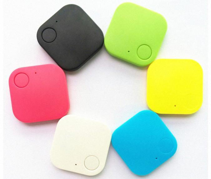by DHL or Fedex 100pcs Car Smart Mini Bluetooth GPS Tracker Kids Pets Wallet Keys Alarm Locator Finder Device Accessorie kjYC#