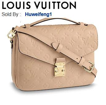 huweifeng1 POCHETTE METIS M44245 HANDBAGS SHOULDER MESSENGER BAGS TOTES ICONIC CROSS BODY BAGS TOP HANDLES CLUTCHES EVENING