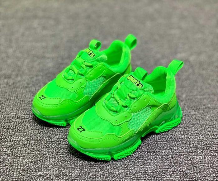 Triple 2020 Fashion IG Style Kids Shoes