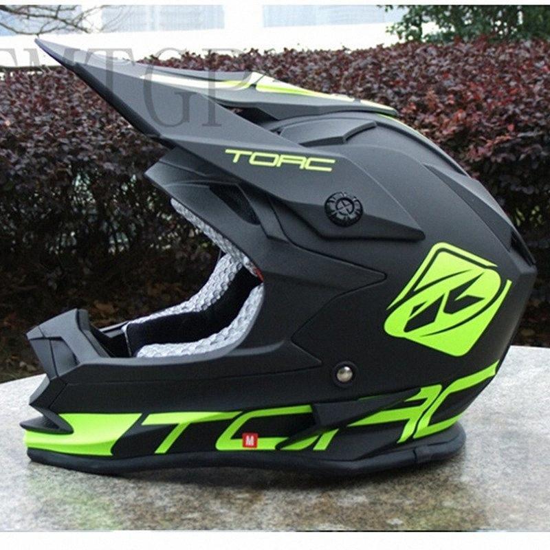 Nuovo Torc marca di motocross del casco Off Road Downhill Caschi Moto approvato Road Racing Casco qualità Moto T32 oYOp #