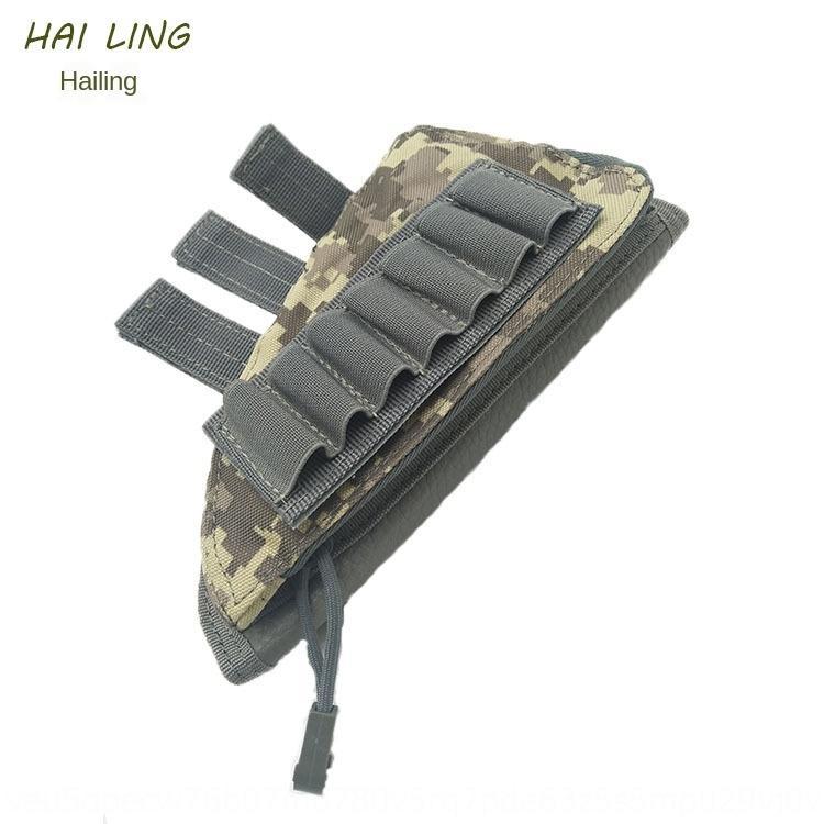 Bıyık Aksesuar ve Ekipmanları gevşek füze depolama taktik ekipman tutucu aksesuarları açık tabanca çantası küçük yanak çantası
