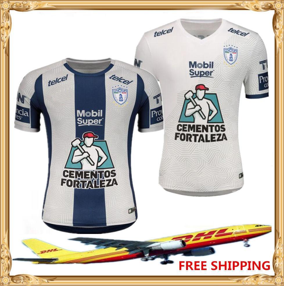 DHL бесплатная доставка 2020 2021 клуб Liga MX Pachucacf футбол футбол 20 21 футбольная рубашка Pachuca может быть смешанной партией