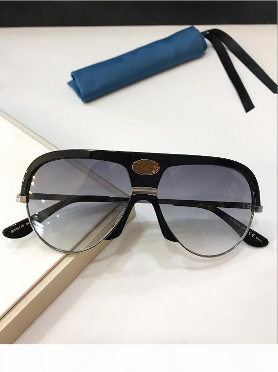 R Lentes de sol para los hombres gafas de sol para las mujeres Gafas de sol hombre de las mujeres del diseñador del Mens Gafas para hombre Gafas de sol Gafas de Gg0477