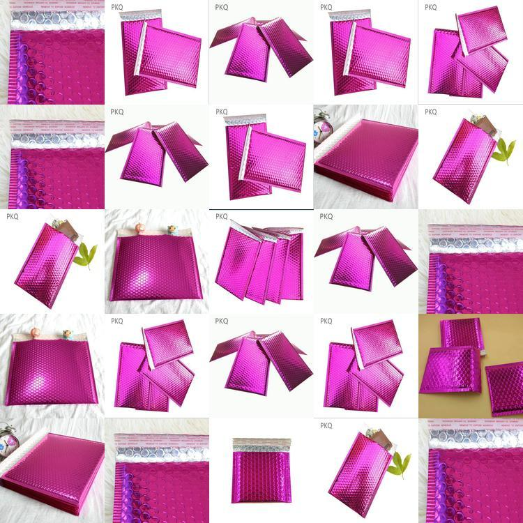 C3 Metallic-Pink Padded Blase Envelopes Qty 50 320mm 450mm X C3 Pink Metallic Padded Blasen-Tasche 4 C3 Metallic tCDBG E2008
