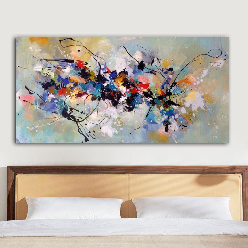 Горячие Продаем холст картины абстрактного искусства Плакаты настенные картинки для гостиной Home Decor холстины Свободная перевозка груза без рамки