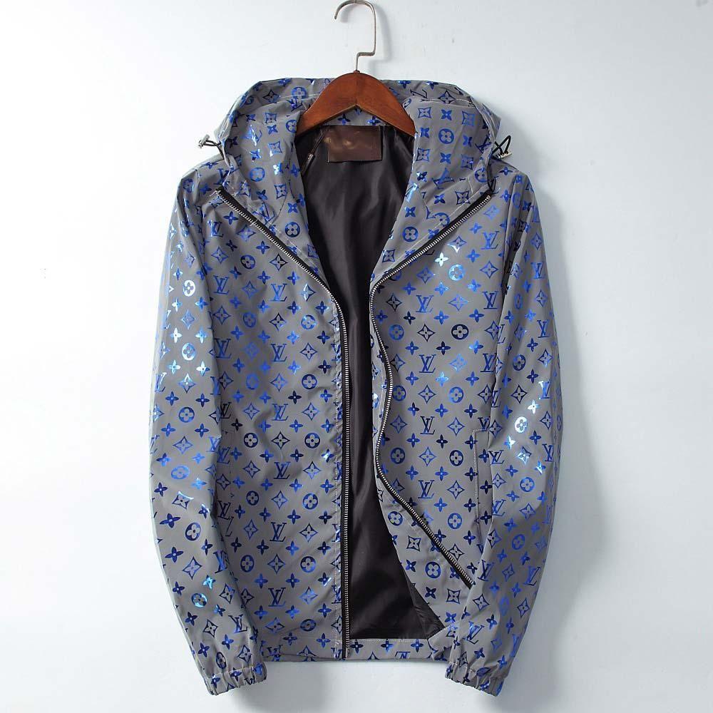 Der Herbst-Männer Jacke Jacke Hot Sale Solid Color Langarm Stehkragen Farbe Cardigan Zipper Herren Mantel