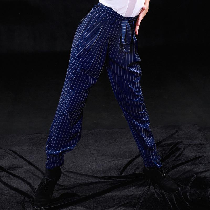New Professional Boys Black Latin Dance Pants Latin Ballroom Dance Pants Salsa Tango Rumba Samba Cha Cha Trousers DQS4956