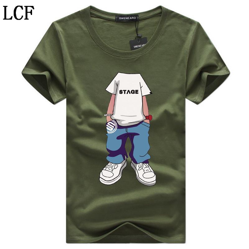 Erkekler Artı boyutu 5XL Tişört Homme Yaz Erkek Casual Tişörtler Casual Erkek Tişörtler Homme Tişört Homme Yaz Stili C-8