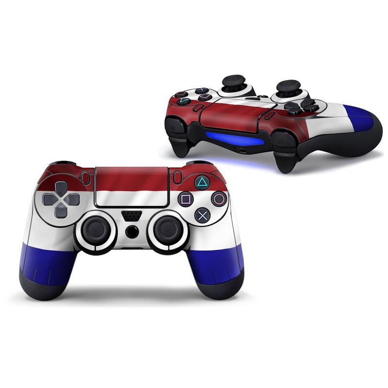 جديد PS4 ملصقا لPS4 الاهتزاز الألعاب المراقب زينة المقود غمبد تحكم لعبة بلاي ستيشن وحدة التحكم زينة