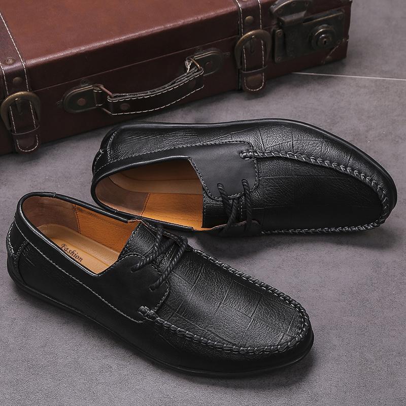 mens Sapato deportes para hombre Sapatos casuales zapatos zapatos de deporte masculino párr desgaste 2020 zapatos de moda de los holgazanes de ocio transpirable
