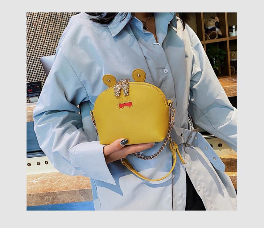 2020 neue Sommerfrauen einfache tägliche Student Schulterkurier Allgleiches Art und Weise Handtasche sechs