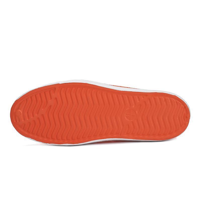 New Summer Chaussures plates Femme sandales de plage respirant creux Mocassins Chaussures couple d'extérieur Slip-on Platform Chaussures Lazy Mujer