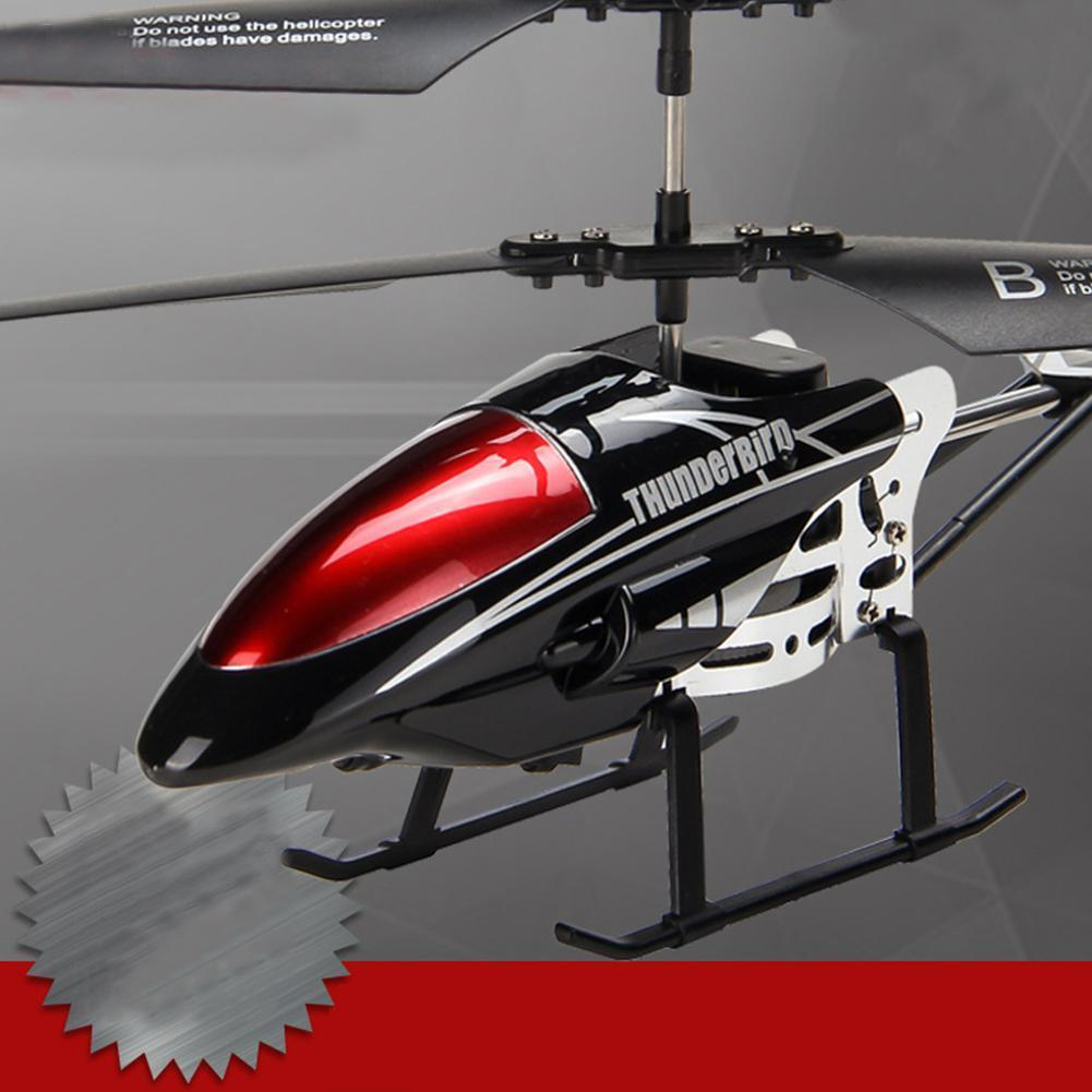 LeadingStar Helicopter 3.5 CH Radio Control Helicopter with LED Light Rc Helicopter Children Gift Shatterproof Flying Toys Model