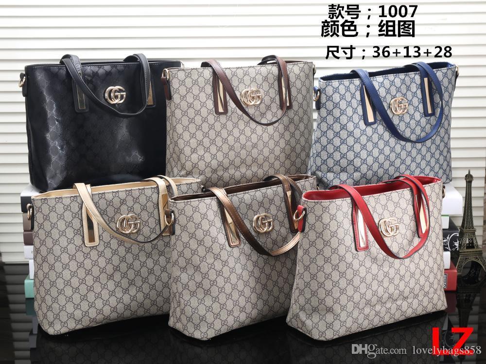 LZ 1007 Best price High Quality women Ladies Single handbag tote Shoulder backpack bag purse wallet