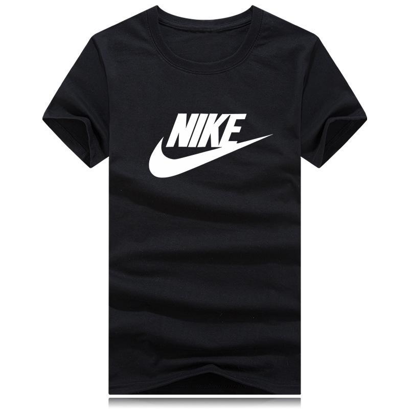 T-shirt autêntica compra de 2018 novos mulheres retro impressão clássico com a mesma em torno do pescoço curto sleevebrand