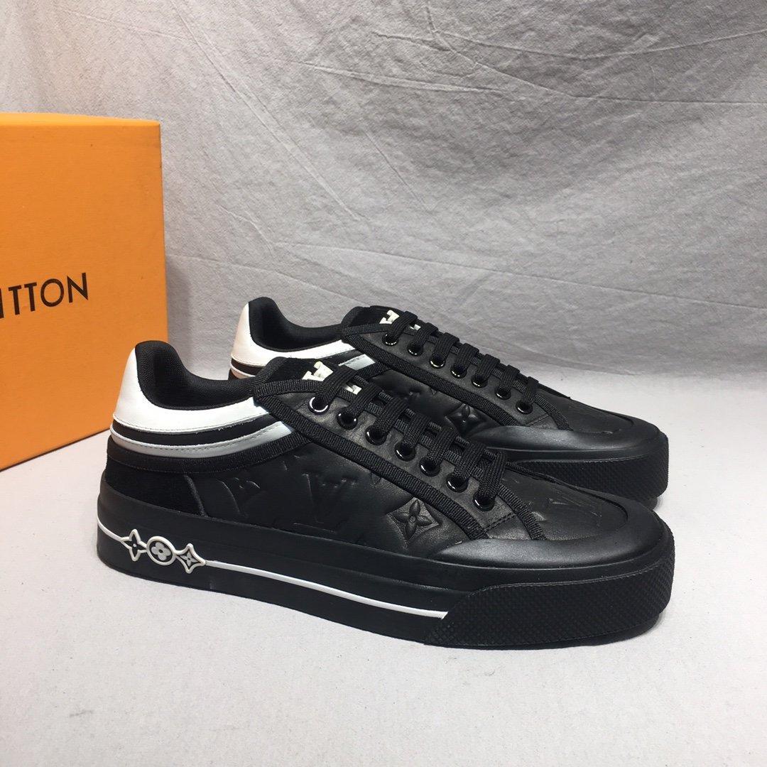 2020 C2 кожи высокого качества Шнуровке вскользь Mens Роскошная обувь Классические плоские туфли мужские кроссовки Оригинальный Box