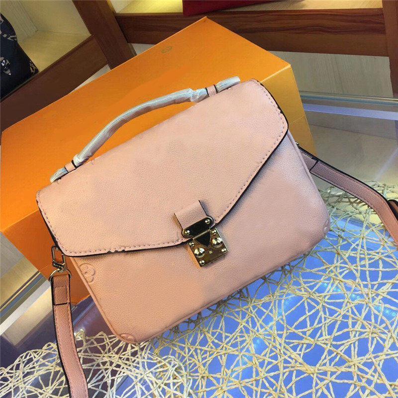 Hohe Métis Pochette Geldbörsen Taschen Handtaschen Frauen Taschen Tote Leder Mode Qualität Crossbody Schulter Single Bag Original Clutch Damen Phknb