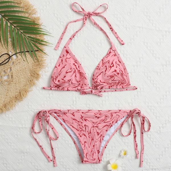 Vendita calda New L Designer Bikini Donne Moda Swimwear Costumi da bagno Costumi Bandiera Sexy Costume da bagno Sexy Tow-Piece