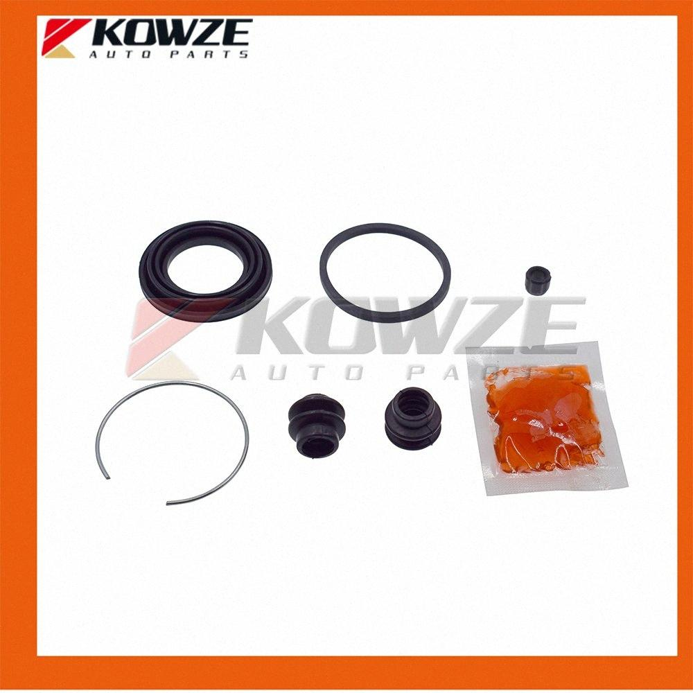 Rear Brake Caliper Seal Kit For Mitsubishi PAJERO MONTERO III 3rd IV 4th MR510543 Sa9X#