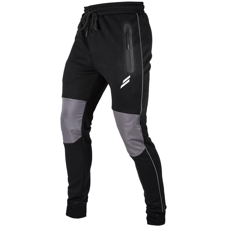 Muscle çalışan şık ve kış Yeni Erkekler rahat spor spor Spor kardeşler rahat pantolon moda sonbahar açık pantolon vb3eB