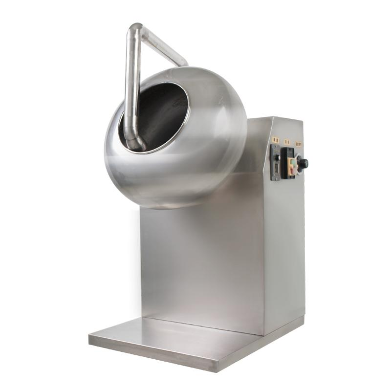 LEWIAOHOT VERKAUF Multifunktionale Schokolade Mandelmutter Beschichtung Erdnuss-Bonbonbeschichtungsmaschine Eisscheibenpfanne / Bonbonbeschichtung Poliermaschine