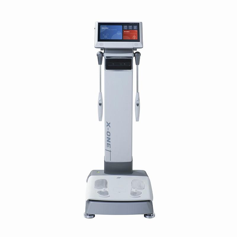 Composizione Corporea Indice Analyzer Body Nutrition Index Tester Con Bioimpedenza rete senza fili Multi Frequency impedenza bioelettrica Analyzer
