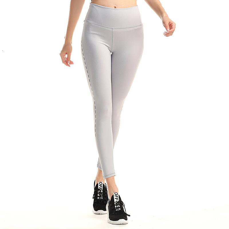 Yoga Outfits Fashion Design Hollow Out Pants Gym Slim Women Quick-dry Fitness Sportswear Exercises Running Sports Trousers Leggins