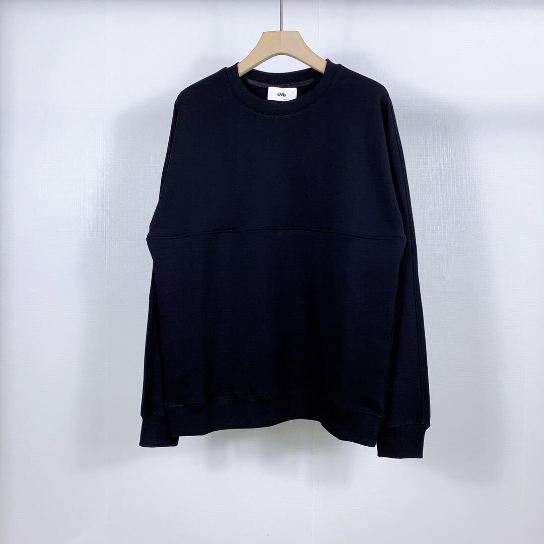 Perfetto dettagli del processo di stampa di maglione girocollo in autunno / inverno 20 Dimensioni: 132 SMLXLXXL
