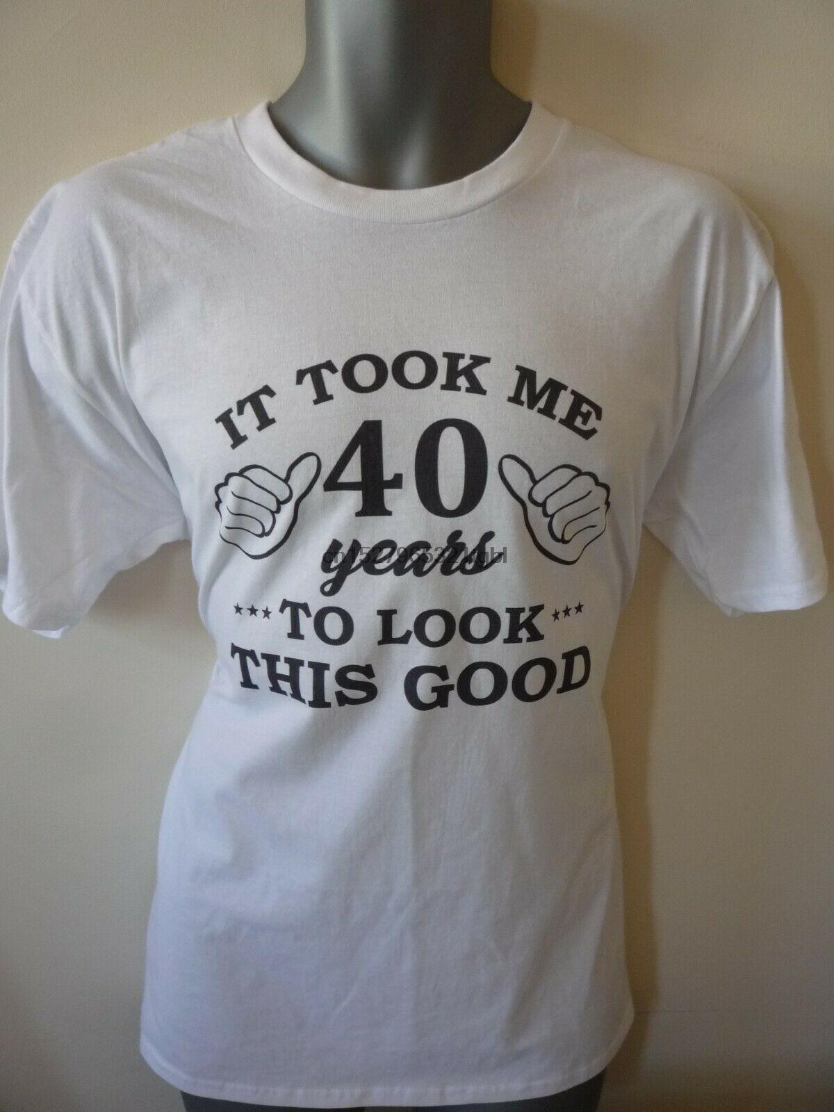 Это заняло у меня 40 50 60 лет, чтобы посмотреть это Добро Выберите любой возраст подарок на день рождения Смешное