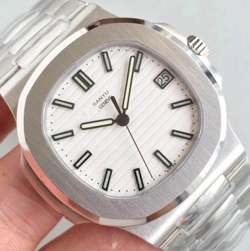 2020 new fashion hot men high-quality fashion 40mm exclusive sport 5711 classic master automatic mechanical wristwatch